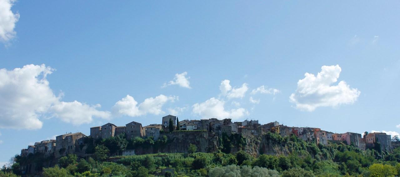 Perderse por las calles de Orvieto, un viaje a laserenidad