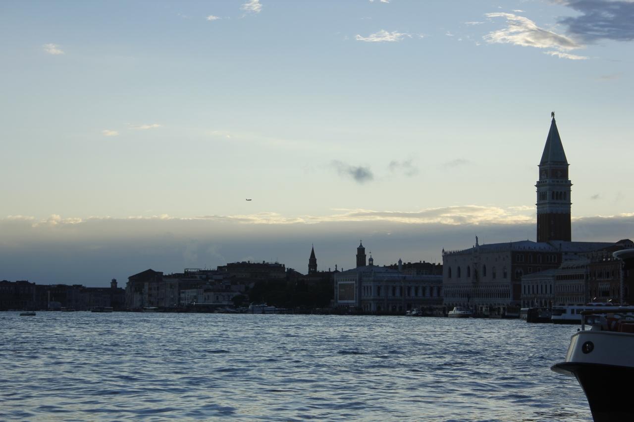 Venecia, el encuentro y el amor a primeravista
