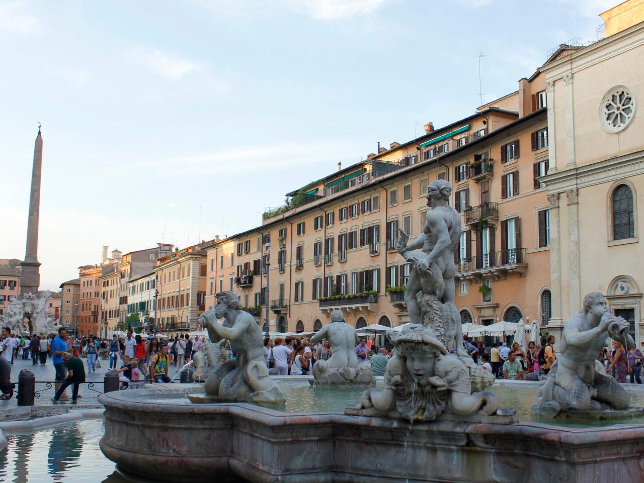 Roma: lo que no te podes perder… (Parte1)