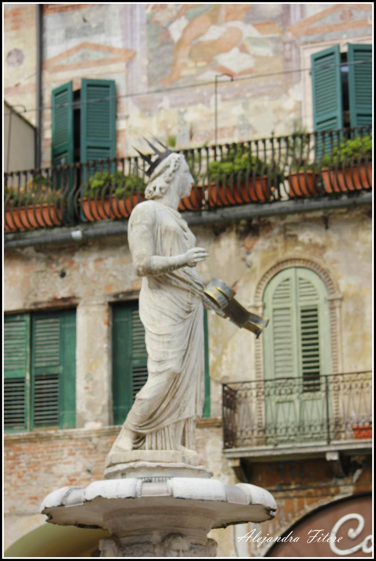 Breve Itinerario por Verona y un poco dehistoria…