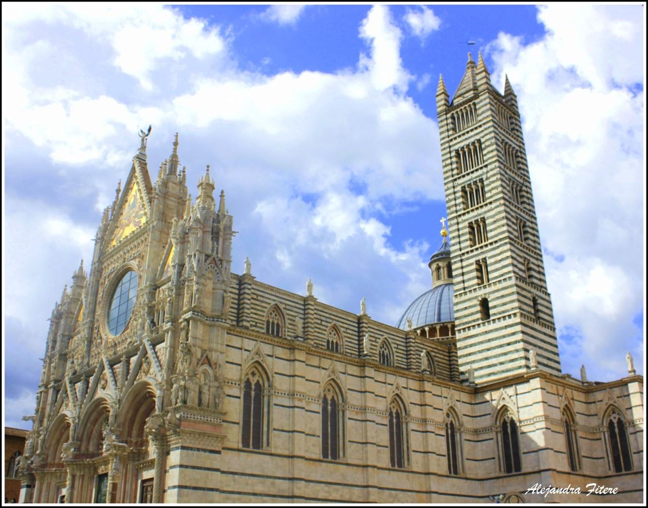 La Catedral de Siena, un capítulo atrapante de la ciudad delPalio