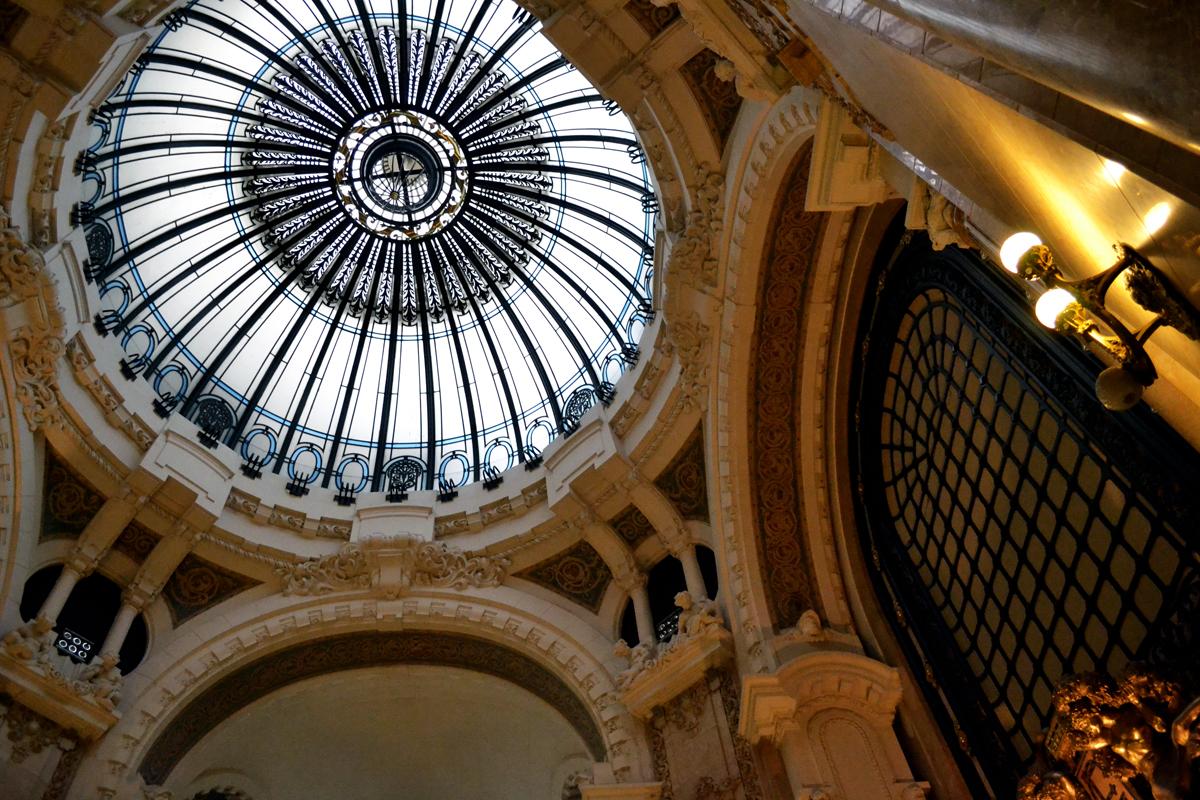 Galeria guemes patrimonio arquitect nico de buenos aires - Art nouveau architecture de barcelone revisitee ...