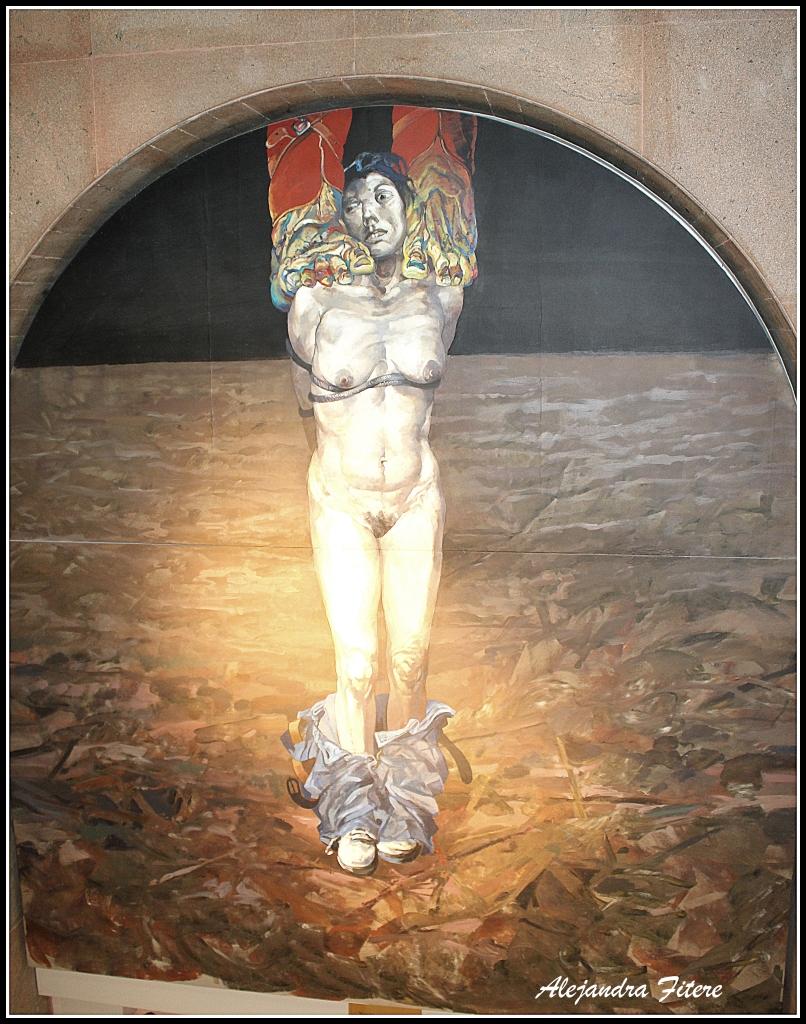 con los pies en la tierra. Carlos Alonso 1929