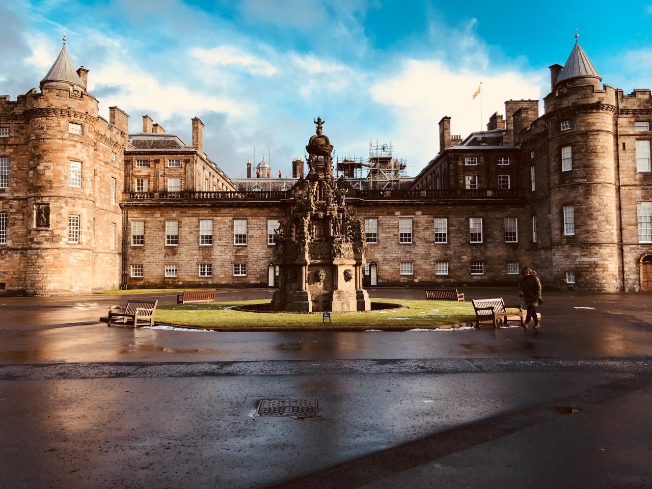 Edimburgo, la ciudad de los milespíritus
